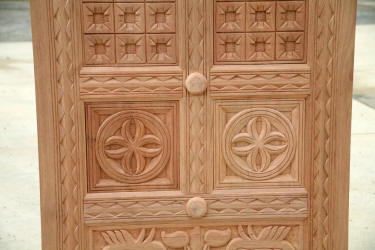 Carved Wood Doors Hand Carved Wood Doors Bombay