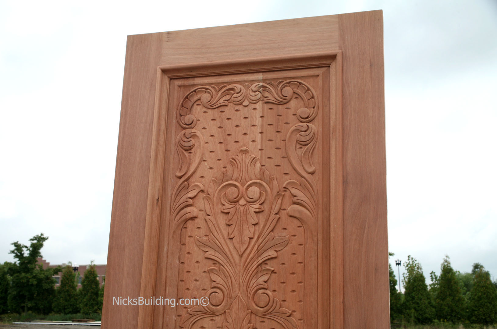 Hand carved doors pictures