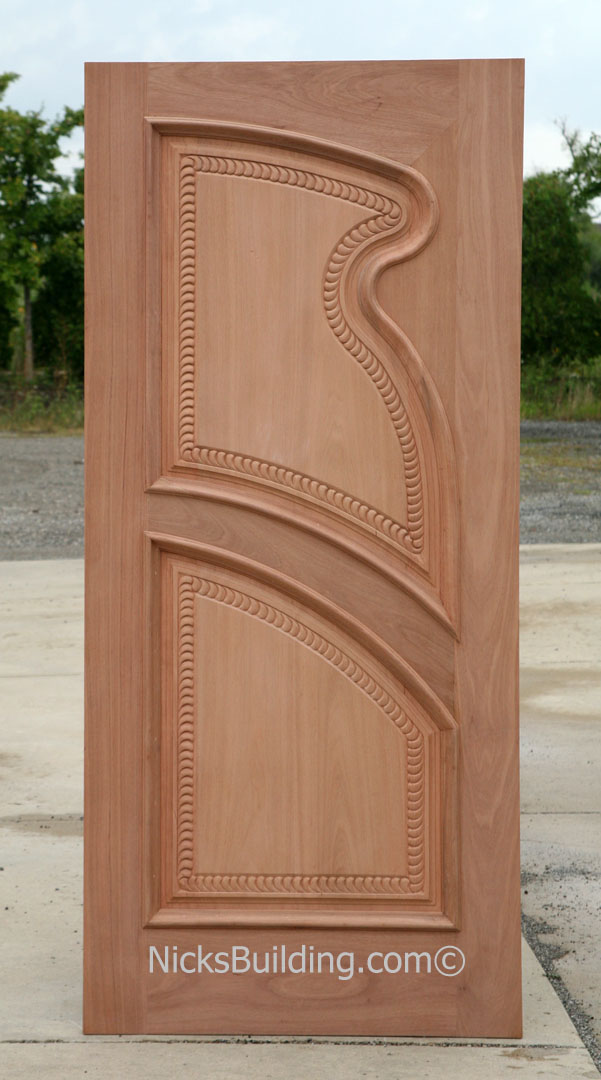 Hand Carved Front Doors Exterior Hand Carved Mahogany Doors