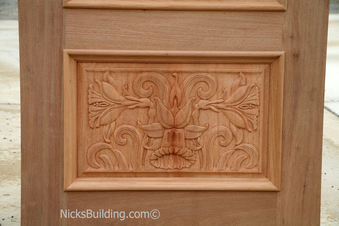 Manypics Pictures Hand Carved Wooden Entry Doors By Summit