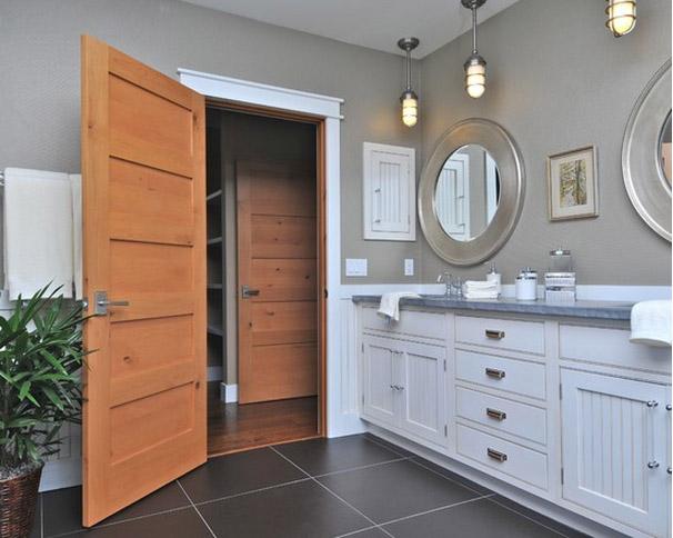Unique Rustic Doors Interior Knotty Alder Pz22