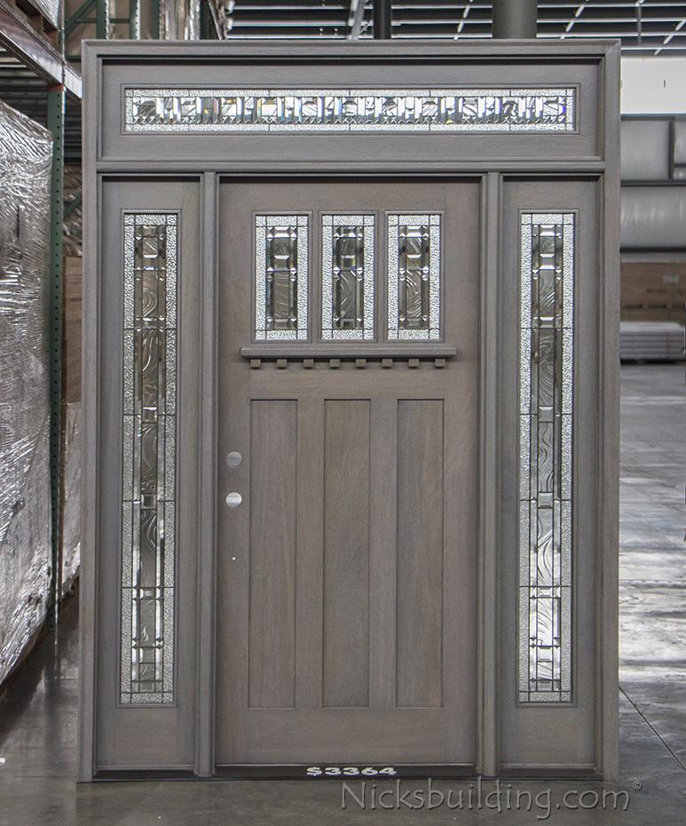 Stain Exterior Door How To Stain Your Front Door Refresh