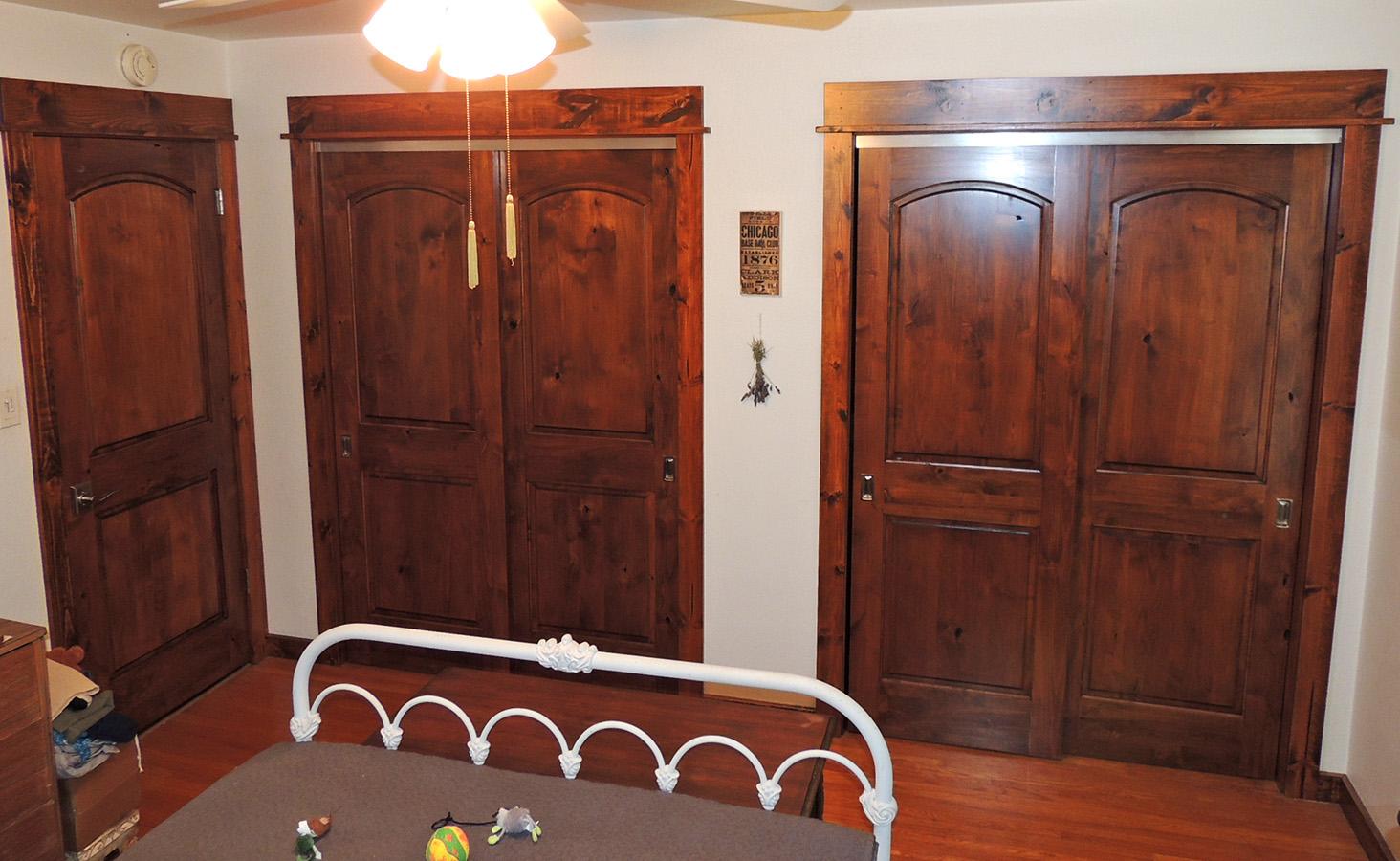 Knotty Alder Doors Alder Interior Doors