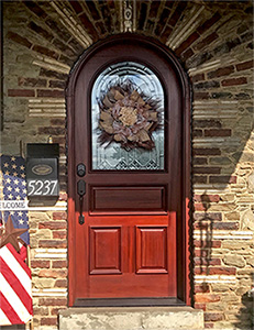 Round Top Door Application RT-3004