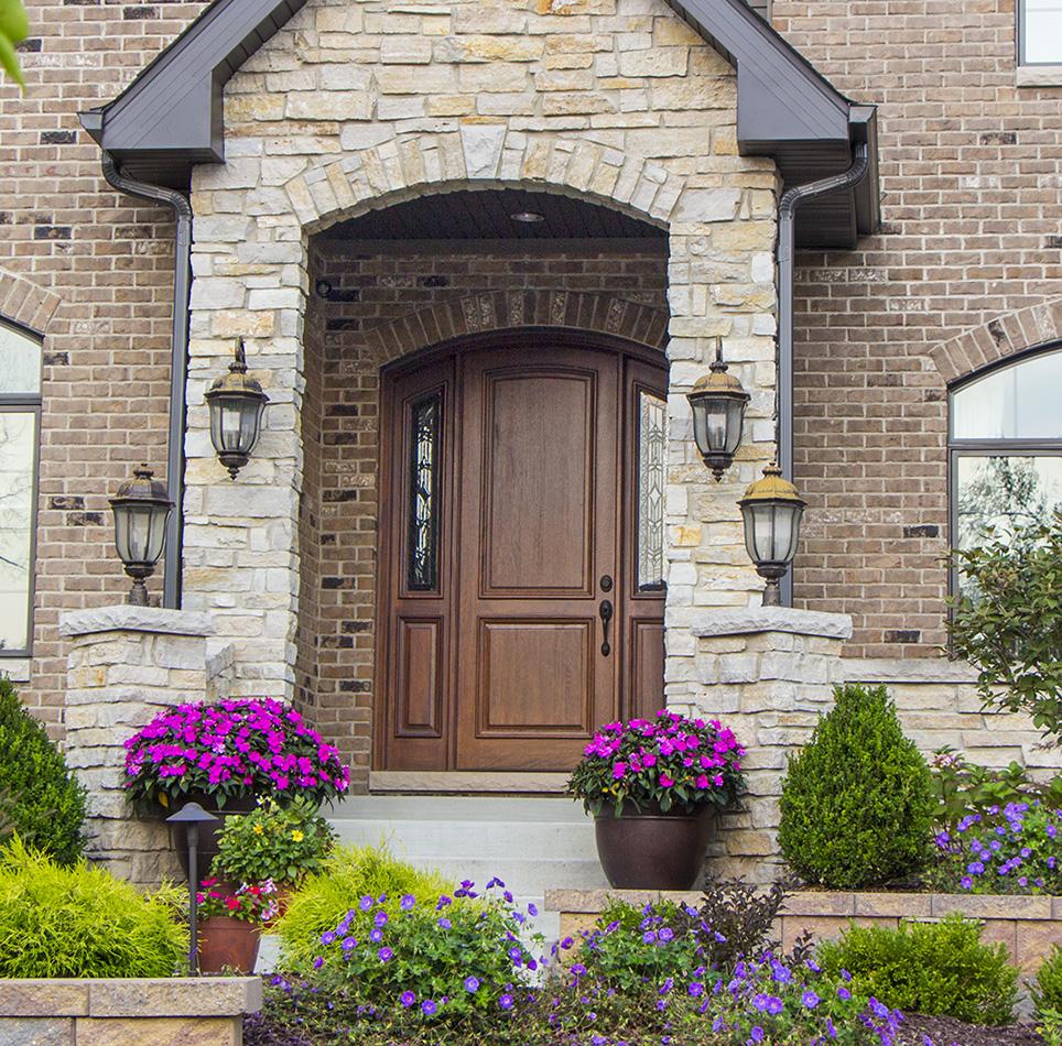 Arched Doors Exterior Arched Top Doors Mahogany Door