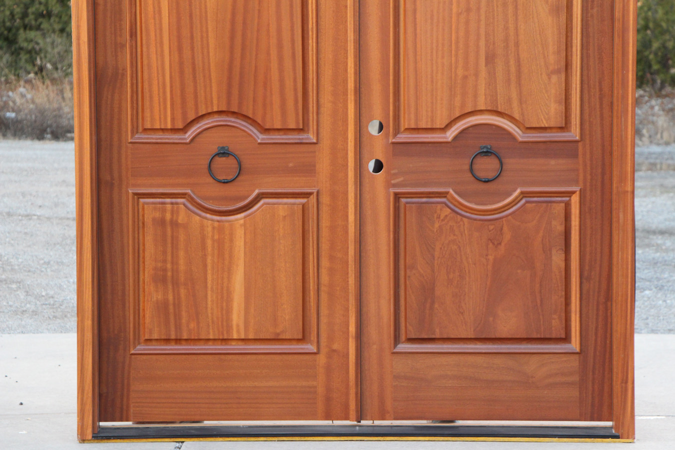 900 #975734 Arched Double Doors Exterior Mahogany save image Arch Doors Exterior 39771350