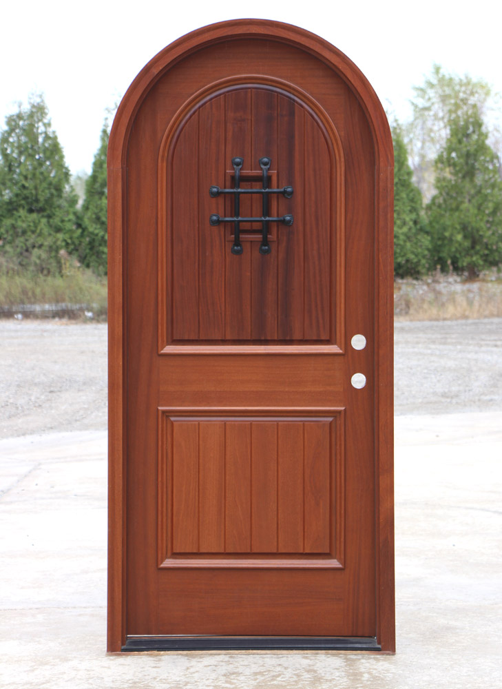 Round Top Door RT2 with speakeasy