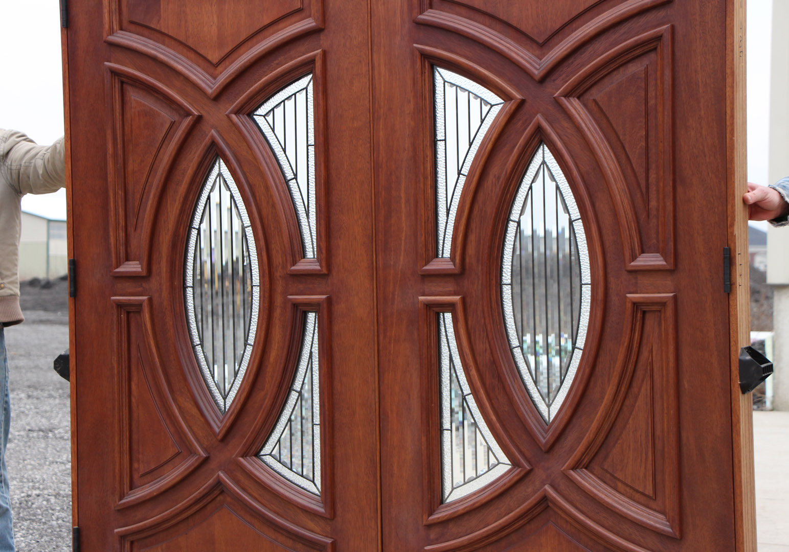 1080 #70382C Click Here For Other Clearance Double Doors save image Exterior Doors Clearance 38571543
