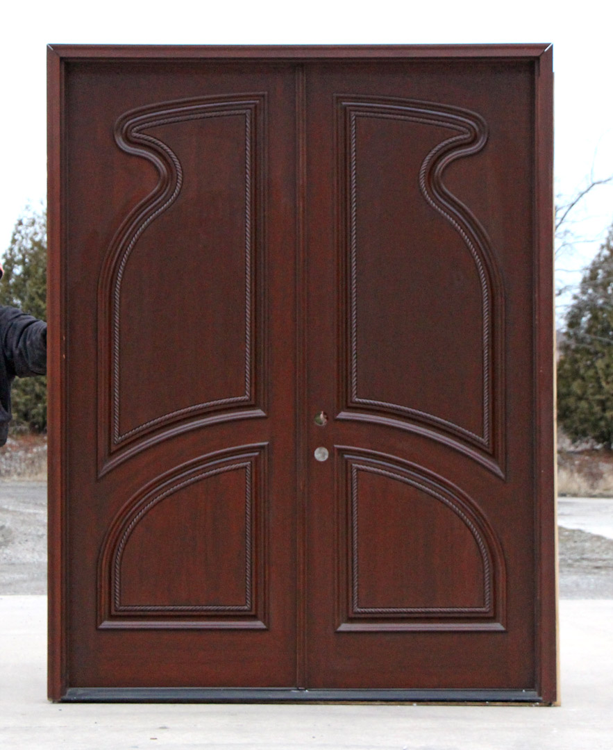 Home entrance door double front entry doors for Exterior front entry double doors