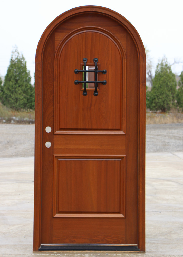 Mahogany Wood Doors ~ African mahogany doors will last a lifetime