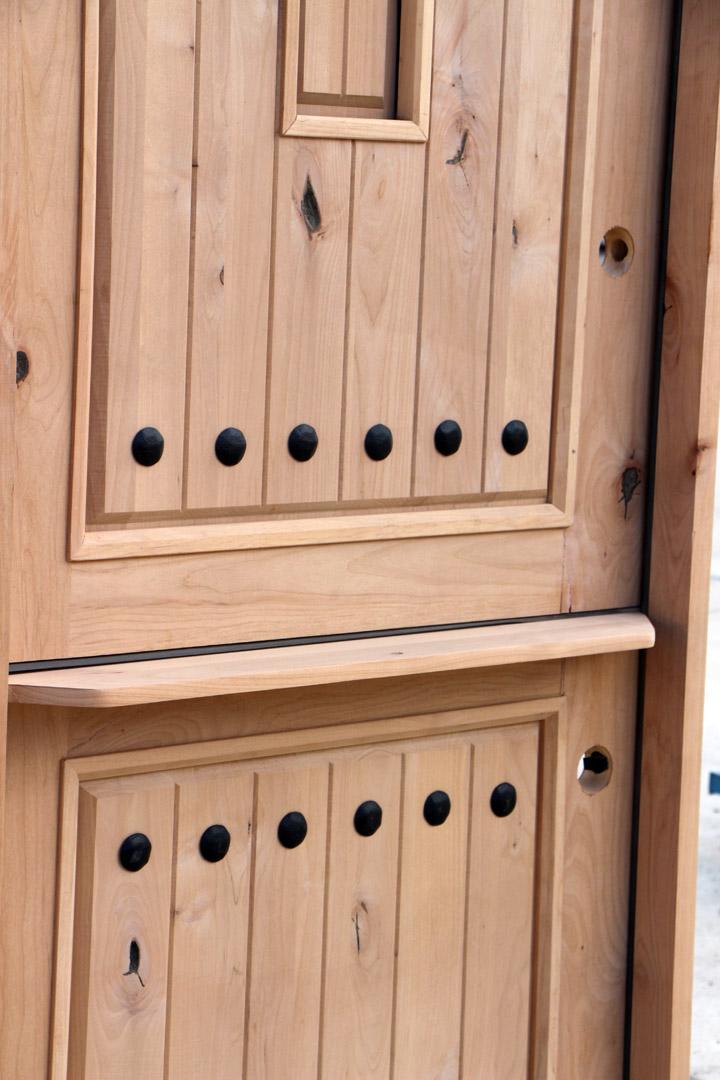 Rustic Dutch Door