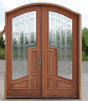 CL-92 Arched Double Doors