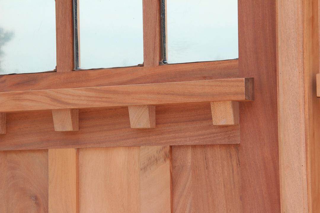 Craftsman doors exterior mahogany craftsman doors 8