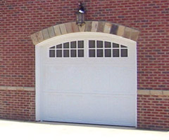 Paint Grade Garage Doors