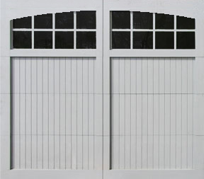 Garage Door Paint Grade