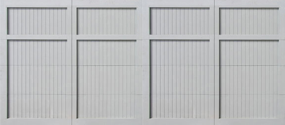16x8 garage door paint grade