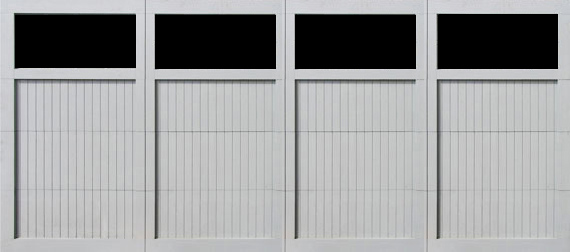paint grade garage doors 4lites