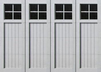 garage doors paint grade 16 lites