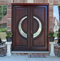 Double Doors Contemporary