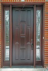 exterior wood doors 10 panel in 8'