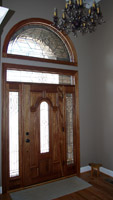 Mahogany Doors interior view