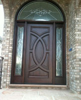 New York Mahogany Doors