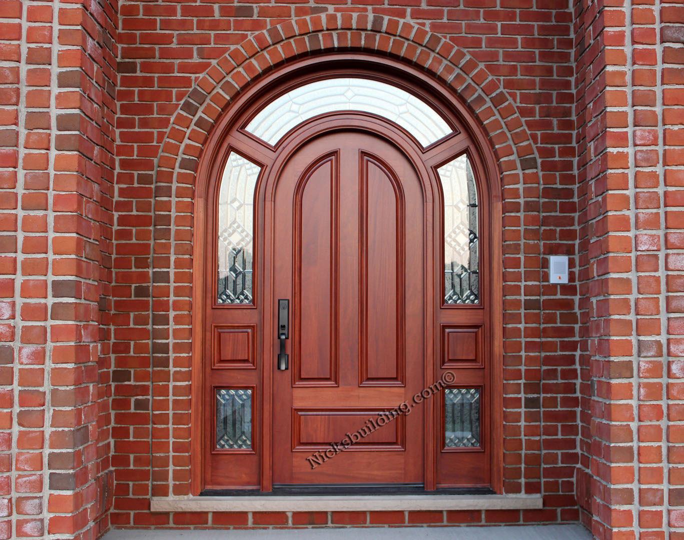 1080 #964335 Exterior Door Gallery Wooden Door Pictures pic Round Top Exterior Doors 39811367