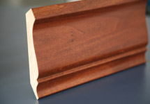 Poplar Crown Moldings