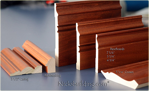 Interior Wood Trim