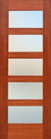 Shaker Style Galss Door with Frosted Glass