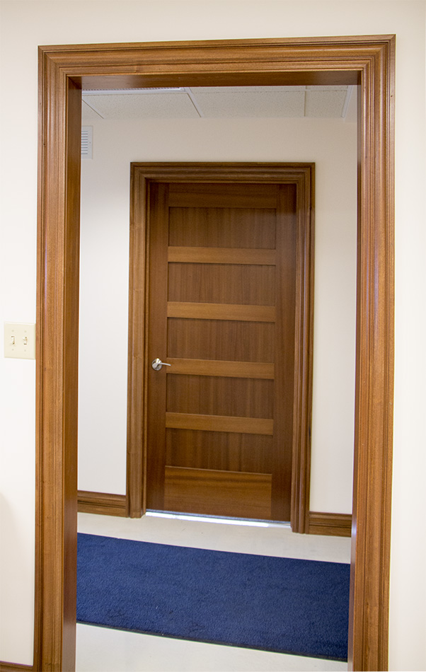 Interior Wood Casing And Trim Moldings