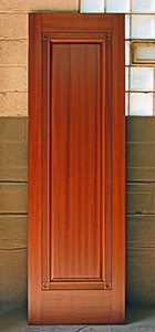 ML40 Mahogany Interior Doors