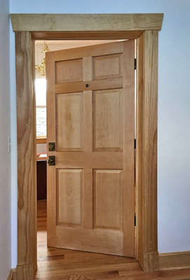 Maple Interior Doors
