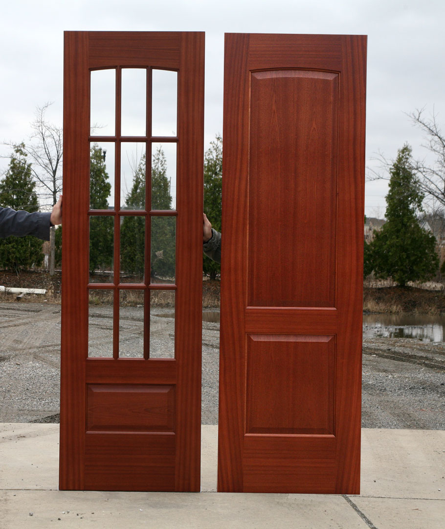 african mahogany interior doors luvipol doors. Black Bedroom Furniture Sets. Home Design Ideas