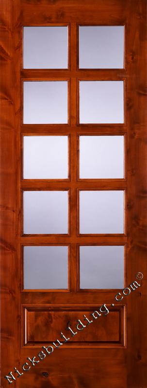 Rustic French Doors Rustic Interior French Doors