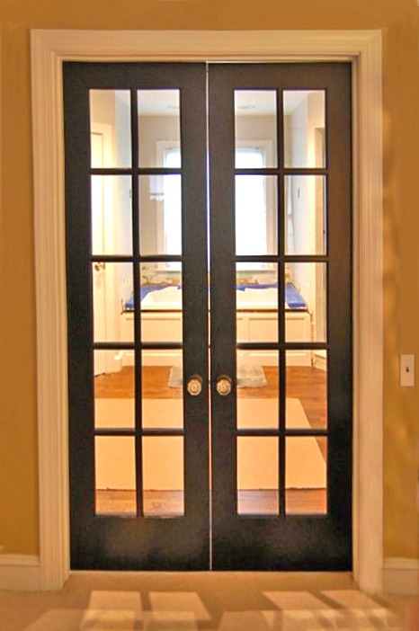 10 lite 8 39 0 interior french doors mahogany for Double hung exterior french doors