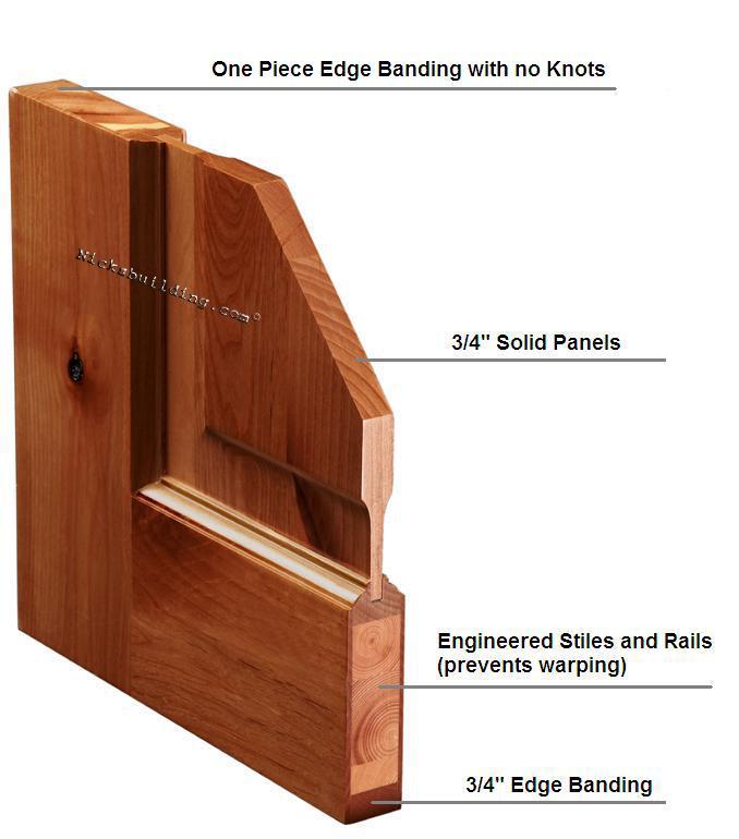 Solid Wood Interior Doors 678 x 770