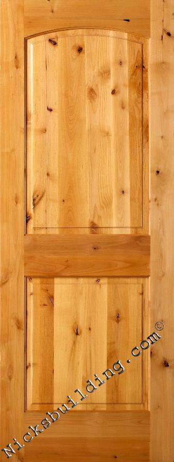 Knotty Alder Doors Interior Knotty Alder Doors