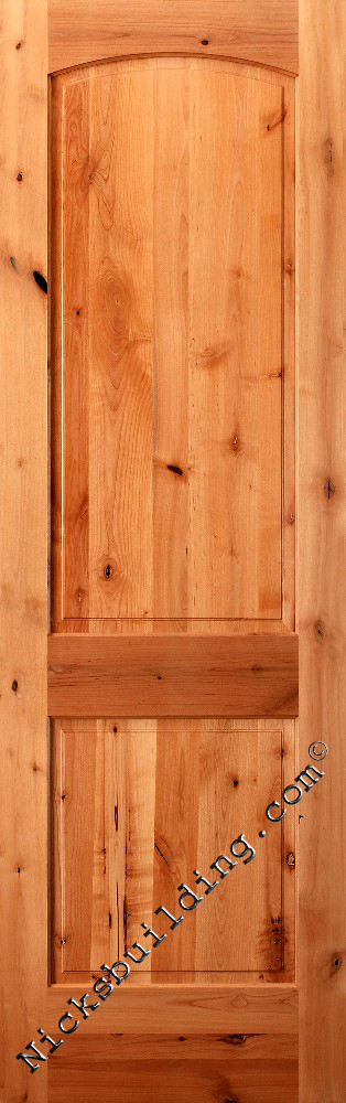 Rustic Wood Interior Doors knotty alder doors - interior knotty alder doors