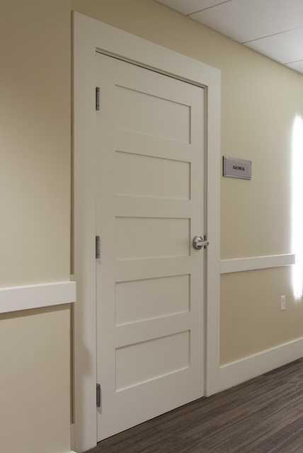 Interior wood five panel shaker doors for sale in michigan for Interior panel doors