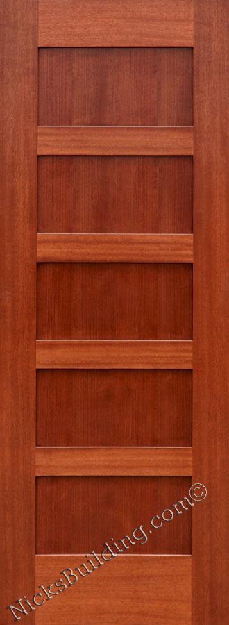 Inside Panel Doors : Interior wood five panel shaker doors for sale in michigan