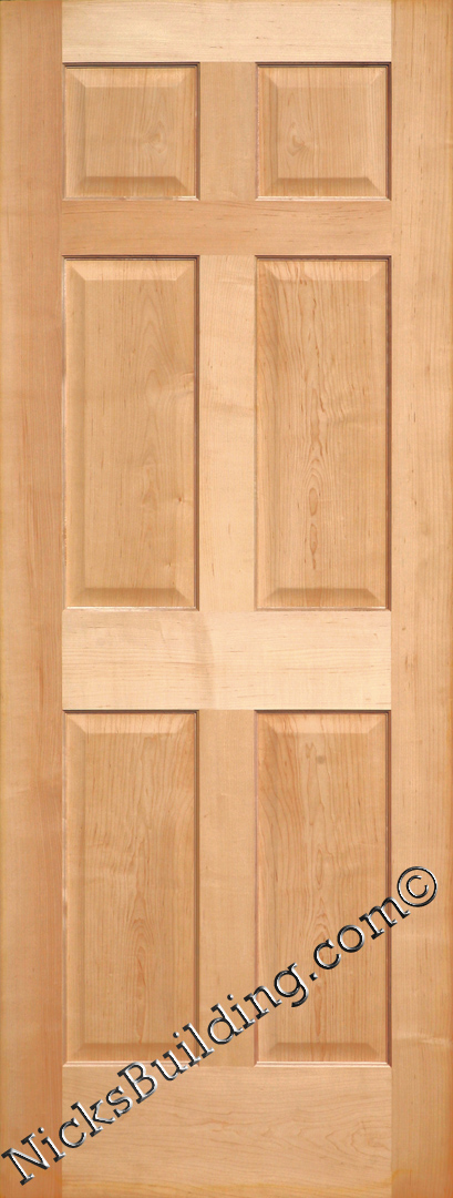 Maple Interior Doors - Interior Wood Door Sale only $159 each