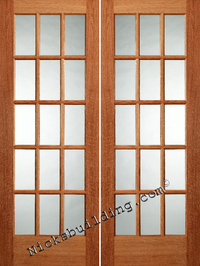 Oak doors oak interior doors solid oak doors for Oak french doors