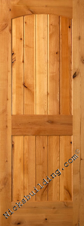 Rustic Interior Door