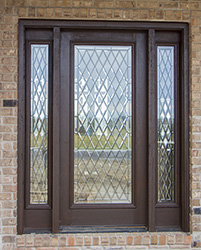 best cheap 24e48 4043d Exterior Doors with Sidelights - Solid Mahogany Entry Doors