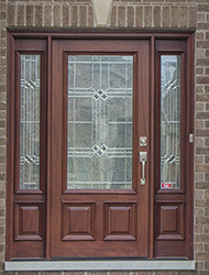mahogany front door. Mahogany Front Doors With Sidelights N200 Builder Zinc Door I