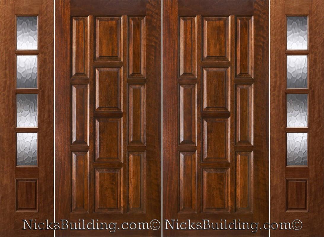 Double Doors Design