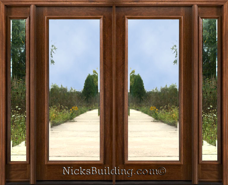 Double Exterior Doors with Glass 768 x 621 · 125 kB · jpeg
