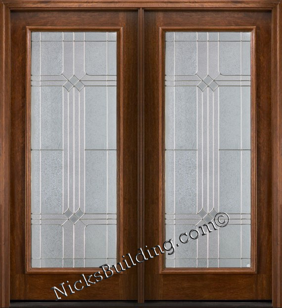 Small French Doors Exterior 570 x 621