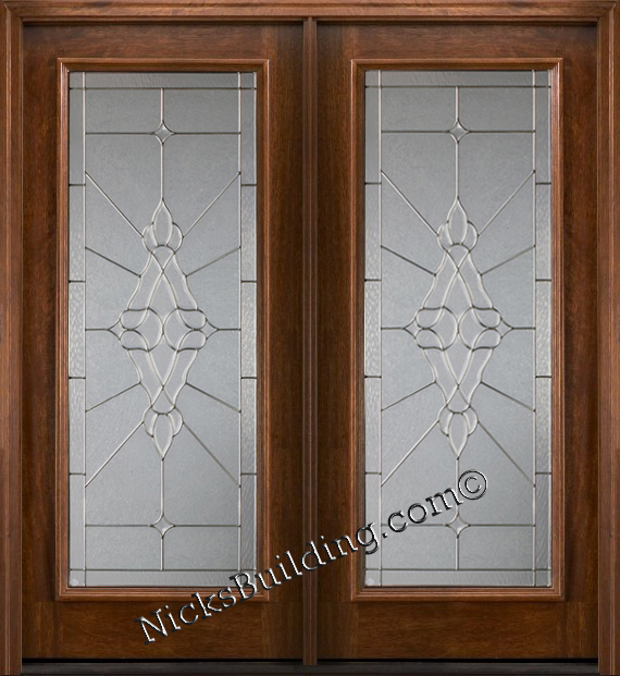 Small French Patio Doors 570 x 621